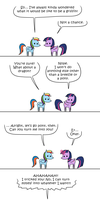 The Ruse [post-episode strip] by FouDubulbe