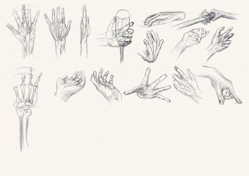 Hand 01 by ArisT0te