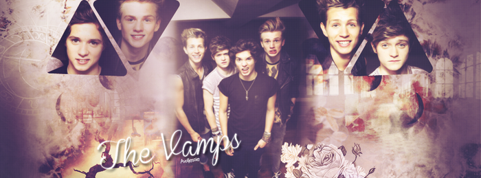 The Vamps by AvrilJessie