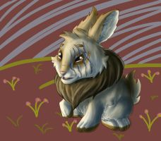 Neopets Project: Huckleberry Hexious by A-Girl-Named-Chester