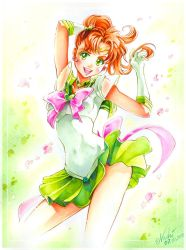 Sailor Jupiter Makoto by Naschi