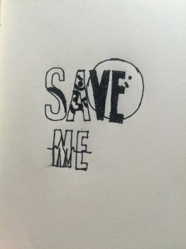 BTS Save Me Lettering by MusikManiak12