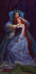 Ariel and Prince by any-s-kill