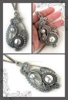 Hithlain pendant by Faeriedivine