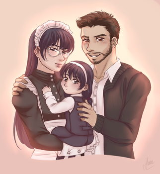 The Cineros Family by WFTC141
