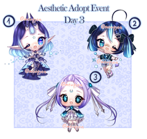 Aesthetic Event: Day 3 [CLOSED] by Mewpyonadopts