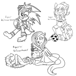 Sketch requests from request stream! by LamentedMusings
