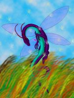 Dragon..Fly.. by Evil-Tink