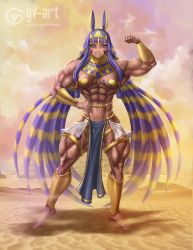 Nitocris by gv-art