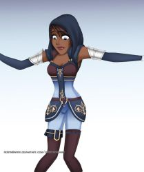 So this is the new outfit... by Crezda