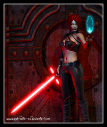 Sith Commission by Aphrodite-NS
