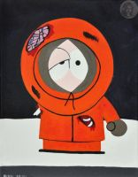 Southpark- Kenny by NickMears