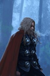 Thor Thursday - 09 by reau