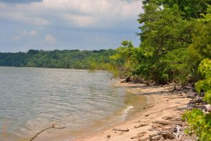 Potomac River by sioranth