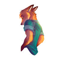 Nick Wilde by ChickWithDreads