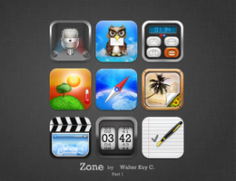 ZoneHD theme by ArKaNGL300