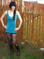 Lacy Tights II by tonstaar