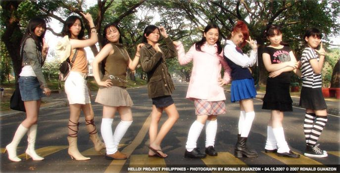 morning musume pictorial by tessa01