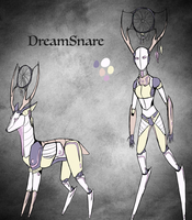DreamSnare by Nix-Tempesedo