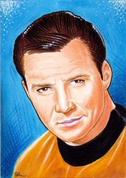 Captain James T. Kirk by twoshirts