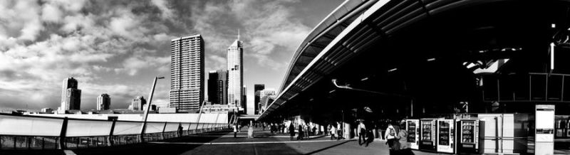 Southern Cross Station 06 by dzign-art