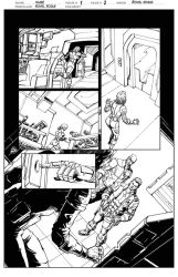 Commissioned Work Pg2 by Pencil1