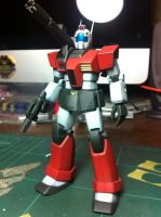 RGC-80 GM Cannon (Gundam MSV) by BazSg