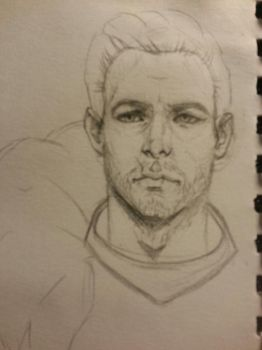 Cullen Rutherford -traditional 010116- by BelovedofTHEKING