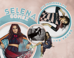 PACK PNG 76 /// SELENA GOMEZ. by DRUNK-PNGS
