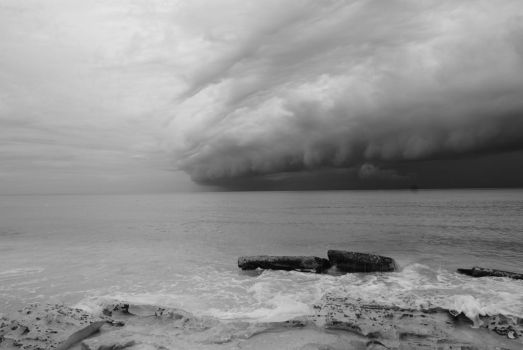 The Storm Is Coming by Phot0raven