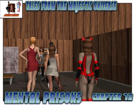 Mental Prisons chapter 12 cover by T-Sunstrider