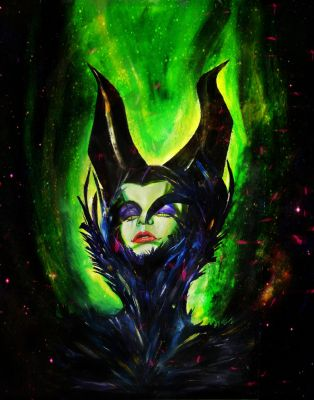 Maleficent by ZanEXE