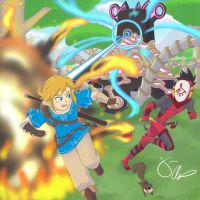Run Link! by jkalsop
