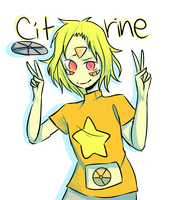 citrine/ commission by shining-char