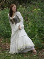 Renaissance Dress Stock 5 by box-o-fox-stock