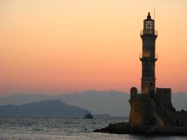 Lighthouse by Annurgaia