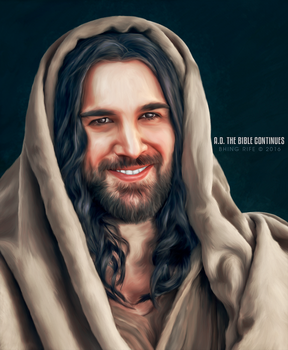 Juan Pablo Di Pace (A.D The Bible Continues) by bhingRIFE