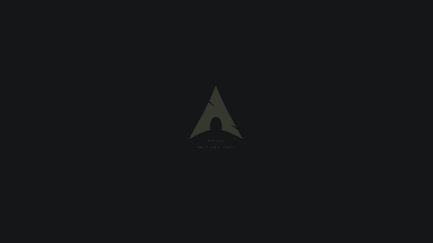 Arch Grey Wallpaper pack by V4arg