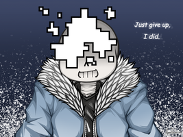 Undertale - Just Give Up by AquasProductions