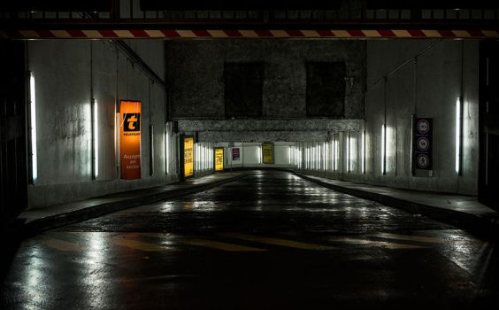 Last Exit by Anantaphoto