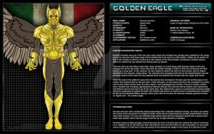 Golden Eagle (Mexico) by MadJack-S