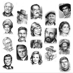 Celebrity Roster 12JUL17 by gregchapin