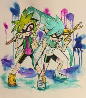 Why wouldn't  I use ink dun! by AK-47x