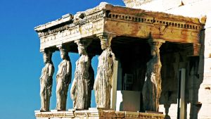 Caryatids by woodsman2b