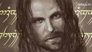 Aragorn by Paradiss2009