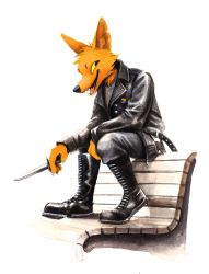 Gregg by kenket
