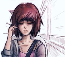 Max Caulfield - Crosses by dafrek