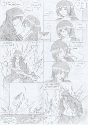 MY OCS Saemon, Dusk And Frankie GIFT 1 Part 12 FP by FANSILVER