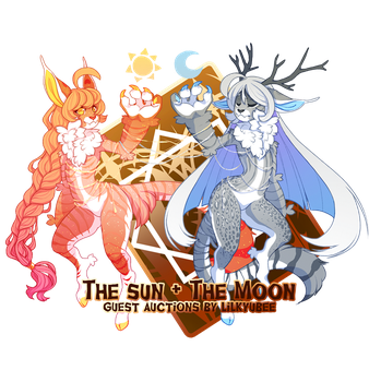{ Stygian Guest Auction } The Sun + Moon (Over!) by Zoomutt