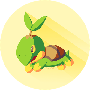 Turtwig by Remiaro